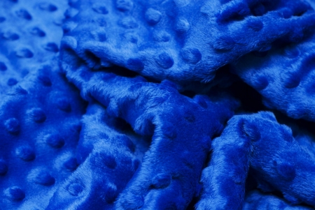 MINKY - DAZZLING BLUE