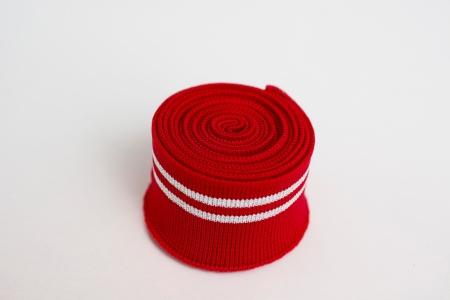 ŚCIĄGACZ DOUBLE METALIC RED MINI