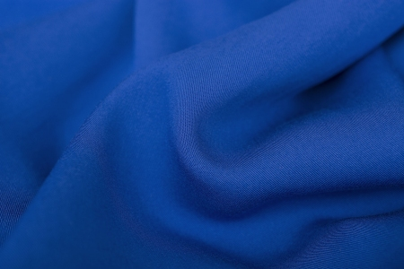 TKANINA WISKOZOWA DAZZLING BLUE