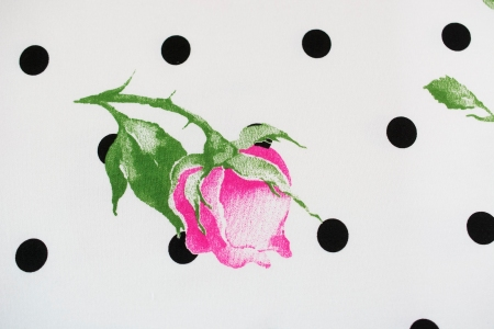 DRESÓWKA DOTS & FLOWERS