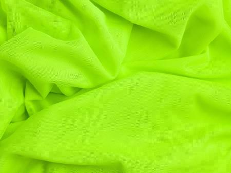 TIUL ELASTYCZNY SIATKA LIGHT GREEN I