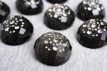 GUZIK PLASTIKOWY COSMIC DIAMONDS