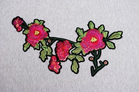 APLIKACJA TRUE FUCHSIA FLOWERS