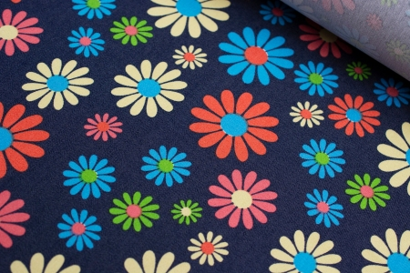 JEANS COLOR FLOWERS